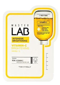 Tonymoly Master Lab Sheet Mask Vitamin C Brightening