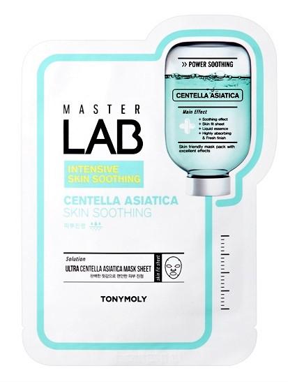 Tony Moly Master Lab Sheet Mask Centella Asiatica