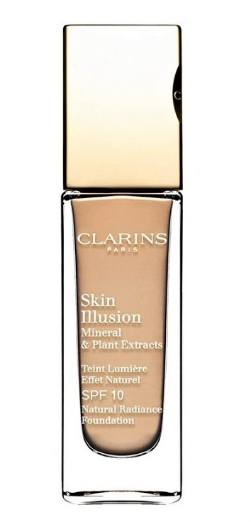 Skin Illusion Foundation SPF 10 108 Sand- Clarins