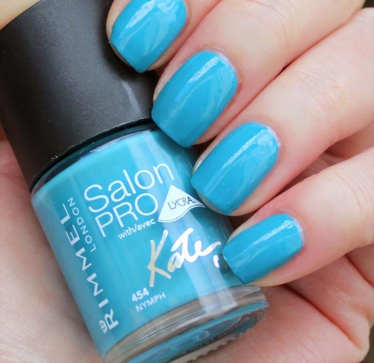 Rimmel Salon Pro Nail Polish By Kate - 454 Nymph