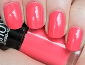 Maybelline Color Show 342 Coral Craze