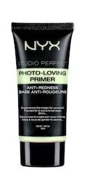 NYX Professional Makeup-Studio Perfect Photo-loving Primer Anti-Redness 02 Green 30ml