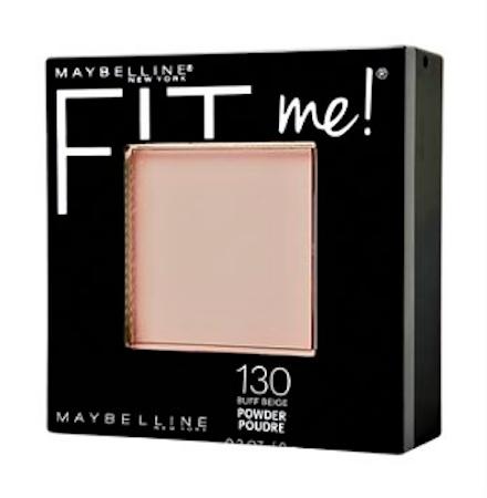 Fit Me Powder - Maybelline