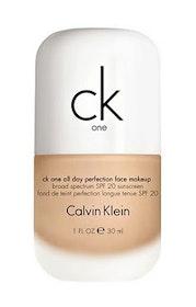 Calvin Klein CK One Cosmetics All Day Foundation SPF20 30ml
