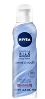 NIVEA Silk Shower Mousse 200 ml
