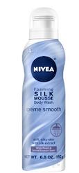 NIVEA Silk Shower Mousse 200 ml