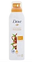 Dove Shower Mousse Argan Oil 200 ml