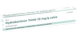 Hydrokortison Trimb salva 10 mg/g 50 g