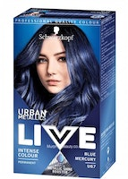 Schwarzkopf Live Color Urban Metallics- U67 Blue Mercury