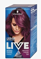 Schwarzkopf Live Color Urban Metallics- U69 Amethyst chrome