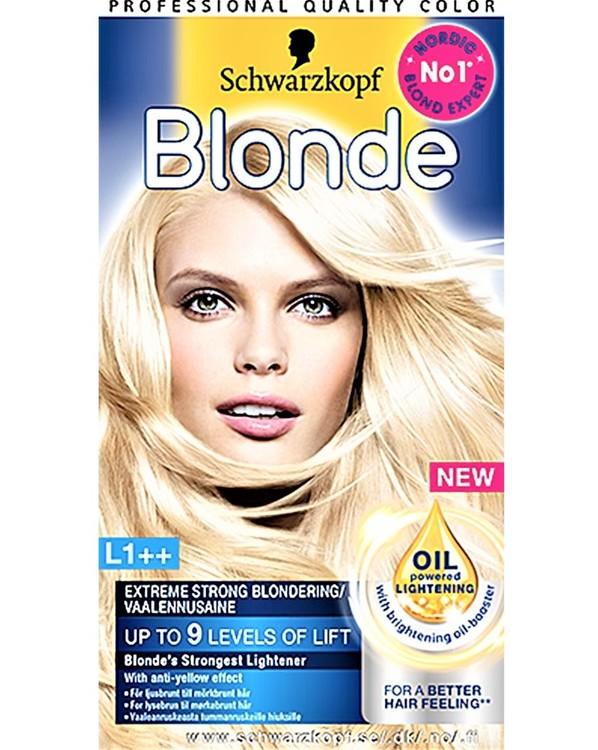 Schwarzkopf Blonde L1++