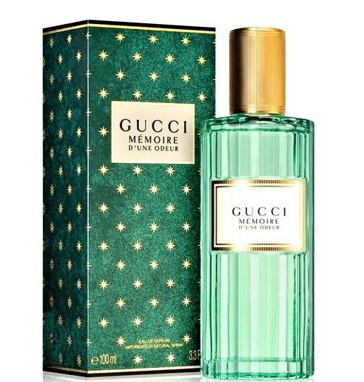 Gucci Mémoire d'une Odeur EdP, 100 ml