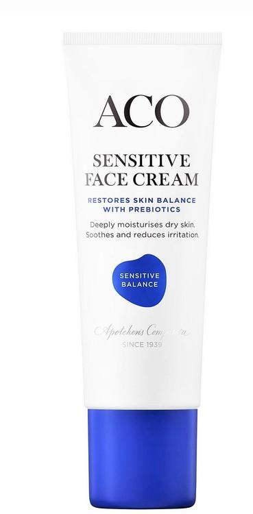 ACO Sensitive Balance Face Fluid 50 ml