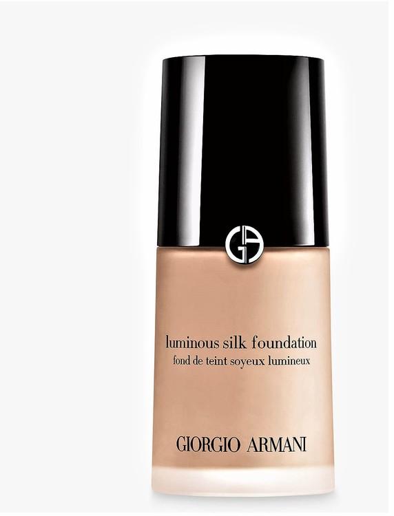 Giorgio Armani Beauty Luminous Silk Foundation - 4  Light Sand