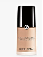 Giorgio Armani Beauty Luminous Silk Foundation - 4  Light Sand