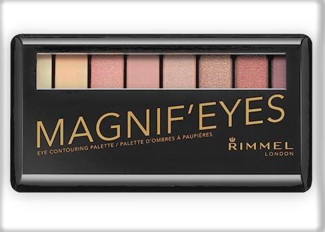 Rimmel Magnif'eyes Eyeshadow Palette 7g