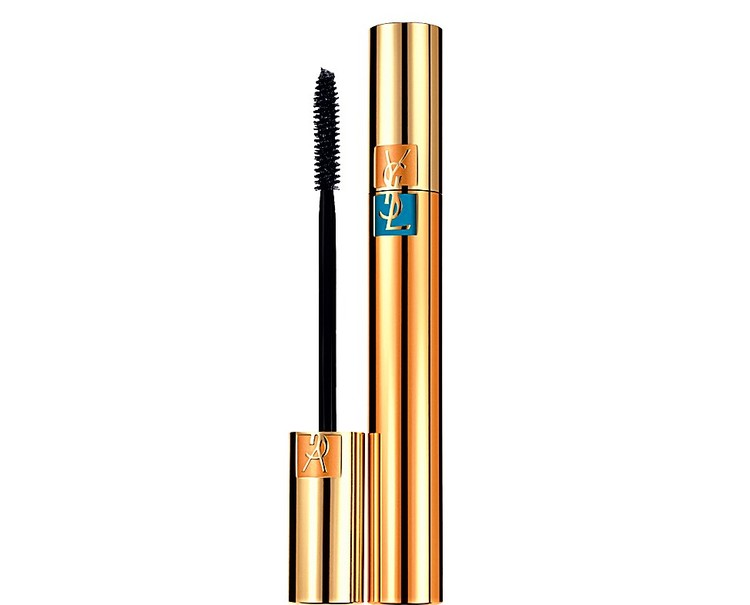 Volume Effet Faux Cils Mascara Waterproof, 1 CHARCOAL BLACK-Yves Saint Laurent