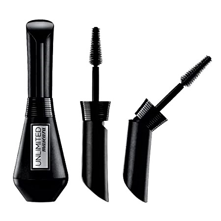 Loreal Unlimited Mascara Black