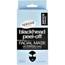 SENCEBEAUTY BLACKHEAD PEEL-OFF 5-PACK
