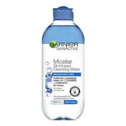 Garnier, Micellar Water in Oil Delicate Blue, 400ml Garnier, Micellar Water in Oil Delicate Blue, 400 ml
