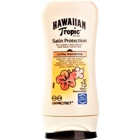 Hawaiian Tropic Satin Protection Sun Lotion SPF 15