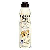 Hawaiian Tropic Silk Hydration Air Soft C-Spray Lotion SPF 15