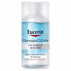 Eucerin Dermatoclean Eye Make-Up Remover 125 ml