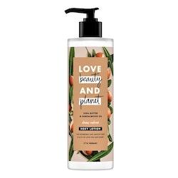 Love Beauty & Planet Shea Butter & Sandalwood Oil 400 ml