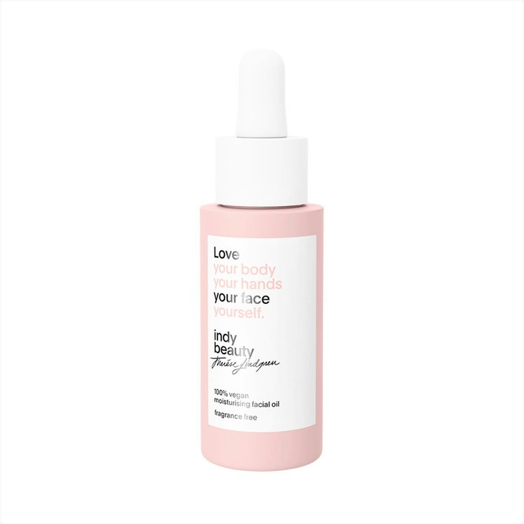 Indy Beauty Moisturising Facial Oil 30 ml