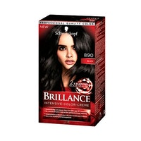 Schwarzkopf Brillance Intensive Color Creme 890 Black