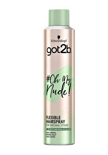 Schwarzkopf got2b Oh My Nude Hairspray