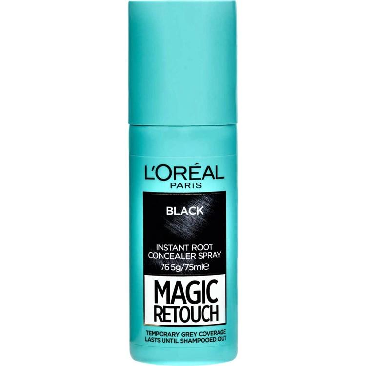 Loreal Magic Retouch 1 Black 75 ml