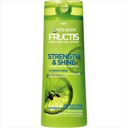Garnier Fructis Strength & Shine Shampoo 250 ml