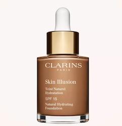 Clarins Skin Illusion Foundation SPF15