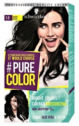 Schwarzkopf Pure Color 1.0 Raven Black