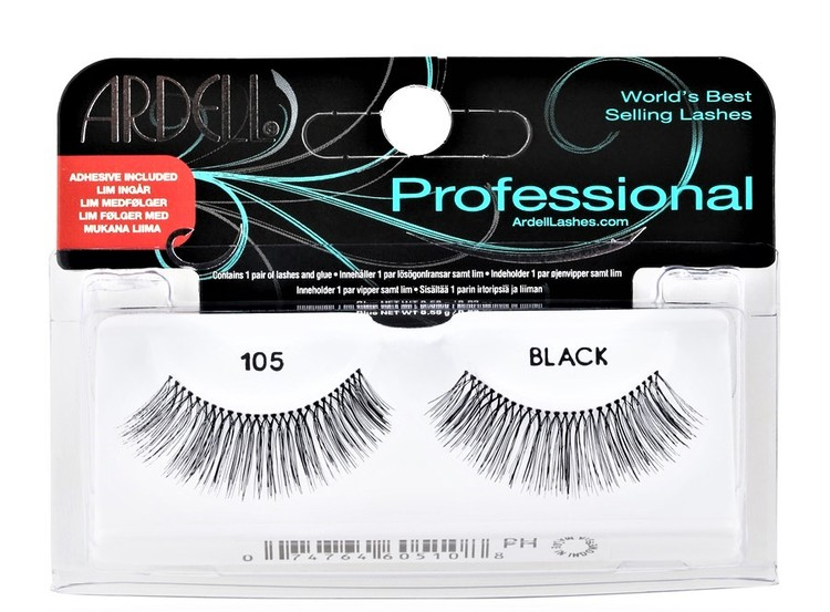 Ardell professional Lashes 105 Black