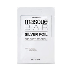 masque B.A.R Foil Silver Sheet Mask 69:-