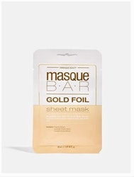 masque B.A.R  Gold Foil Sheet Mask
