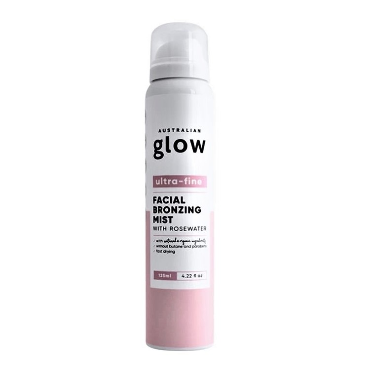 Australian Glow Facial Bronzing Mist 126 ml