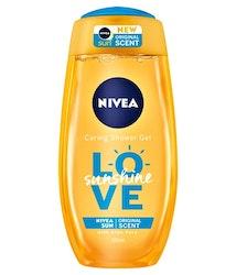 Nivea Sunshine Love Shower Gel