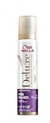 WELLA STYLING Wella Deluxe Pure Fullness Hairspray