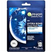 arnier Skin Active Moisture Bomb Night-Time Face Tissue Mask
