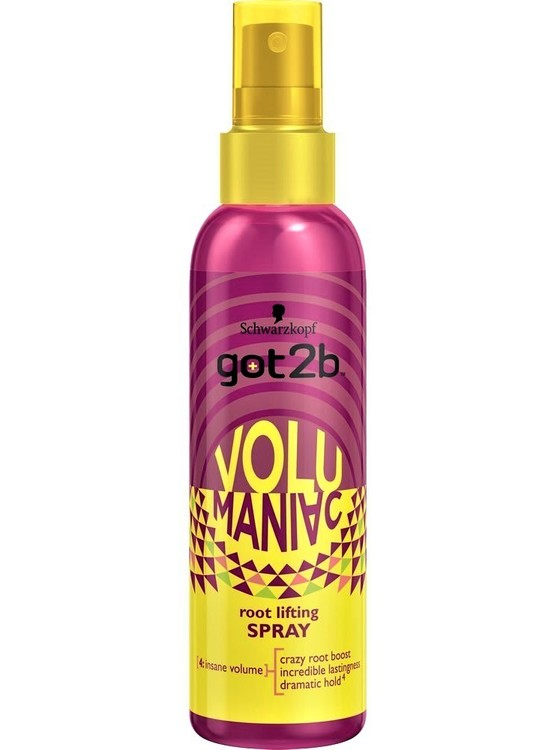 Schwarzkopf Got2b Volumaniac Root Lifting Spray 150ml