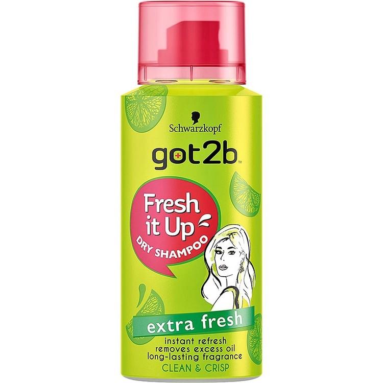 Schwarzkopf Got2B Fresh It Up Mini Dry Shampoo 100 ml
