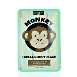 Sencebeauty Monkey Facial Sheet Mask 30 ml