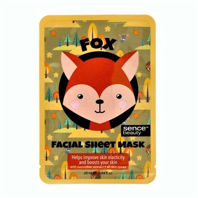 Sencebeauty Fox Facial Sheet Mask