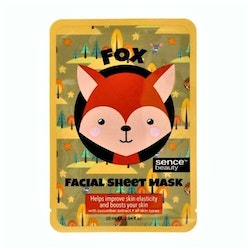 Sencebeauty Fox Facial Sheet Mask