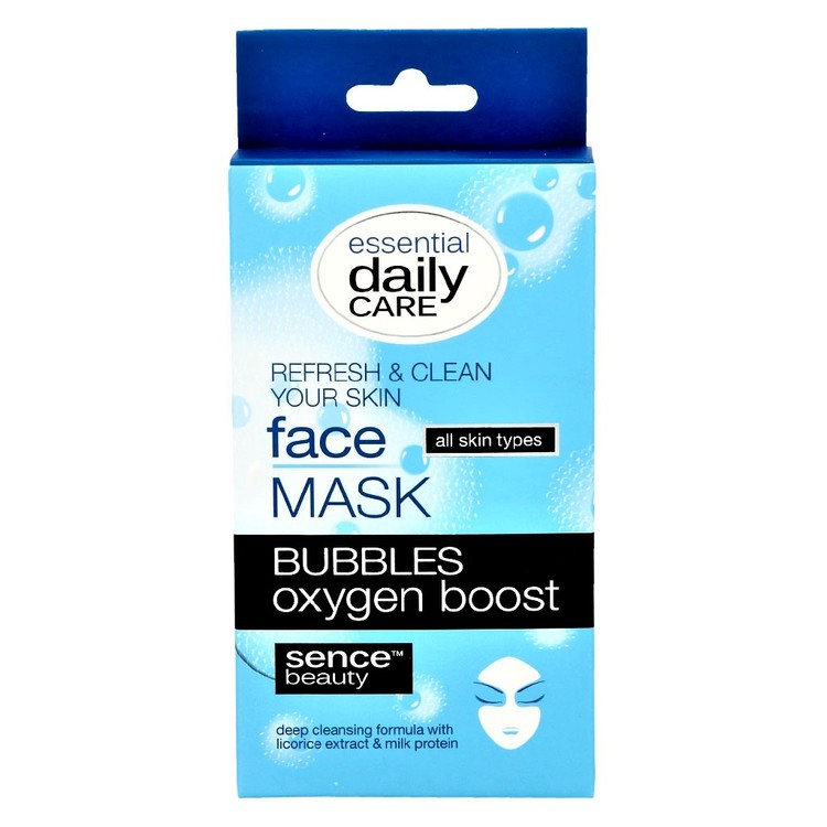 Sence Bubble Oxygen Mask