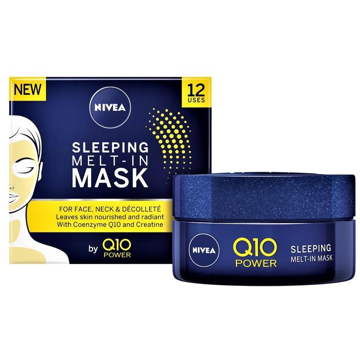 NIVEA Q10 Sleeping Melt-In Mask