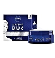 Nivea Sleeping Melt In Face Mask 50ml Hyaluron Anti Age